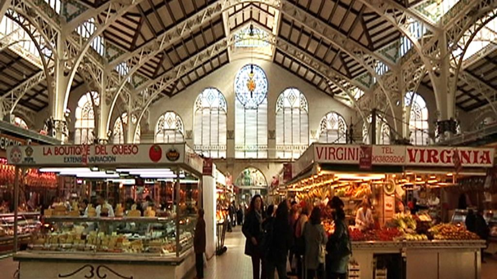 El mercado de El Carmen, uno de los mejores de España