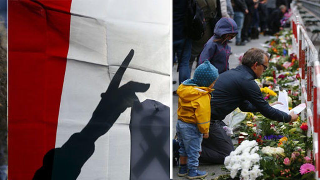 El mundo entero llora con Francia