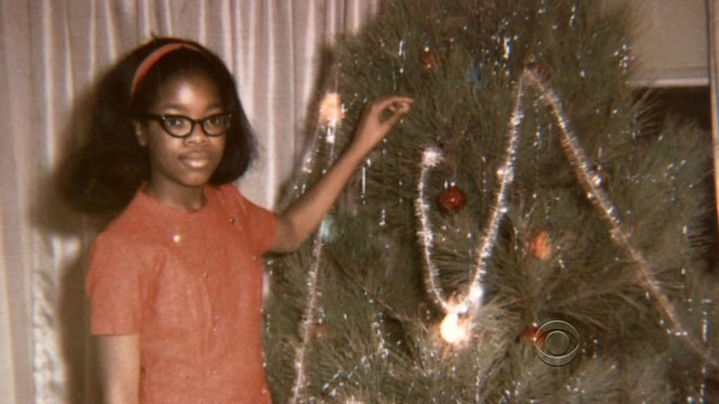 ¿Quién es esta navideña niña?