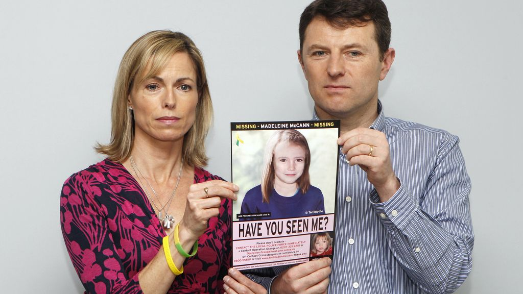 Kate y Gerry McCann