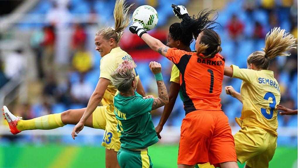 El fútbol femenino se adelanta a la inauguración de Río (03/08/2016)