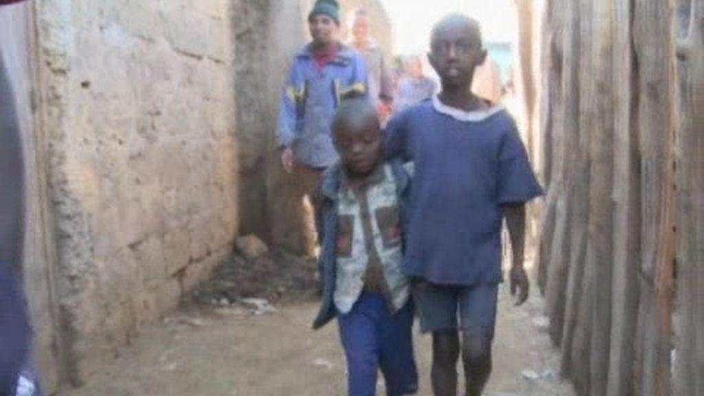 Explotación infantil en Kenia