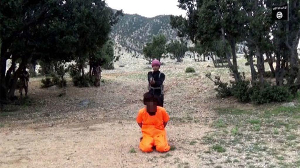 Niños del Estado Islámico