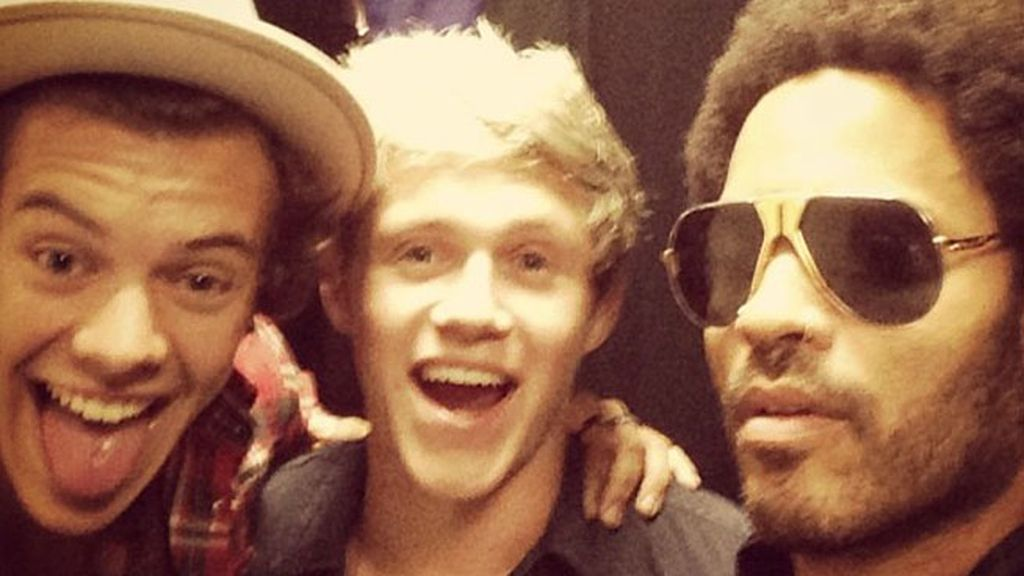 Lenny y one direction