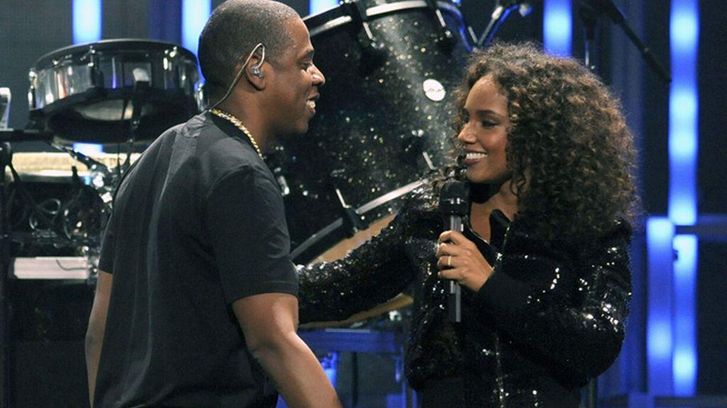 Jay Z y Alicia Keys