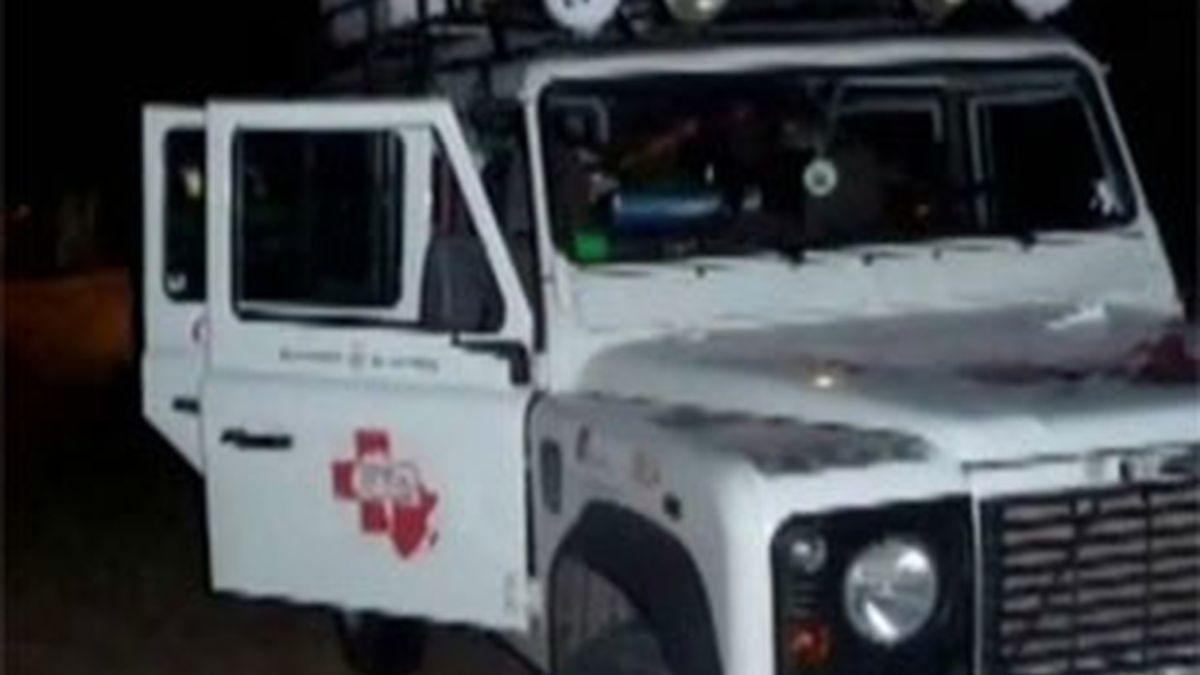 Los tres cooperantes fueron secuestrados por un grupo de hombres armados con las caras cubiertas a unos 150 kilómetros de Nuakchot. Vídeo: Informativos Telecinco.
