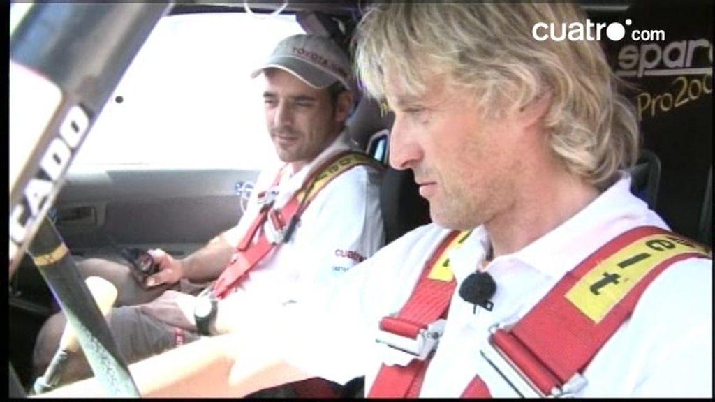 Jesús Calleja competirá en el Dakar 2011