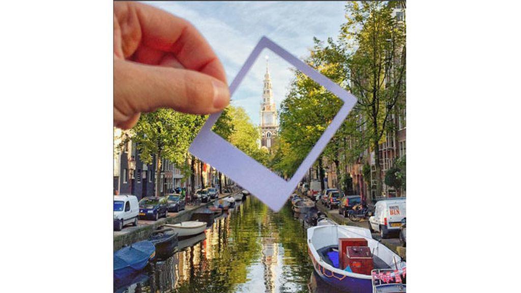 Una nueva perspectiva de los puntos turísticos más populares