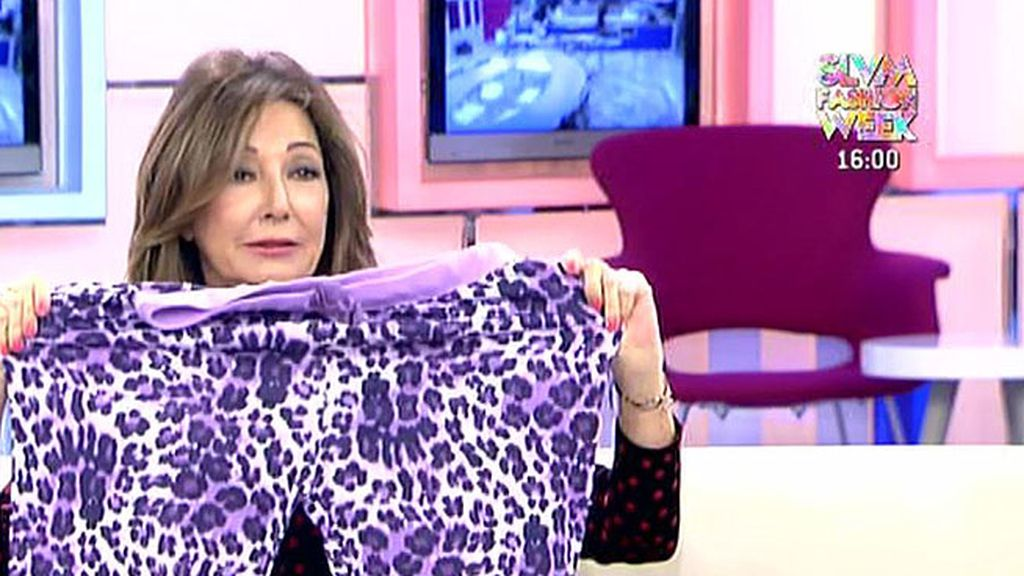 Miguel Ángel Nicolás ha comprado tres pijamas, que ya está agotado
