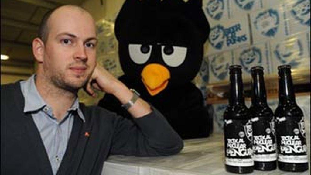 Una cervecería escocesa ha lanzado la cerveza más fuerte del mundo que contendrá 32º. Foto: BBCNews