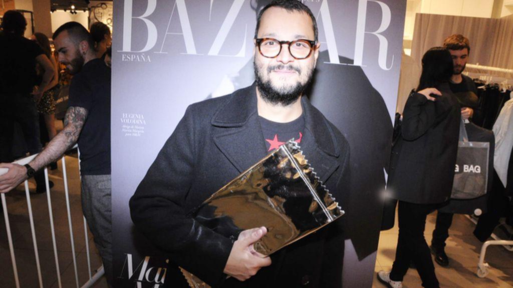 Xavi García, nombrado mejor peluquero del año en España
