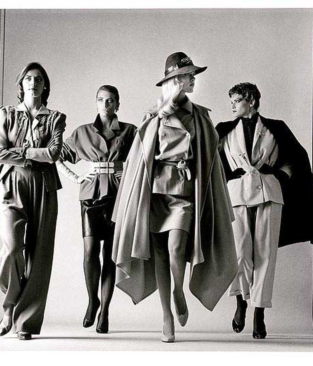 Helmut Newton, el fotógrafo de la perversión con elegancia