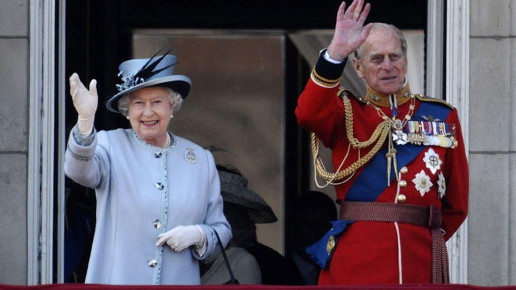 Primer desfile de los Duques de Cambridge