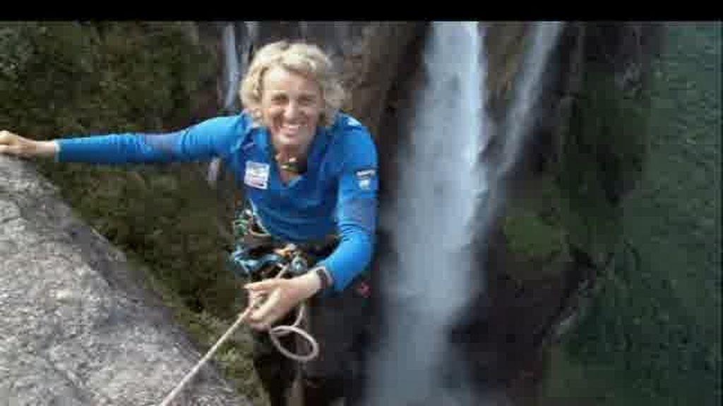 Promo Desafío Vertical: 6 novatos buscan descender la cascada más alta del planeta