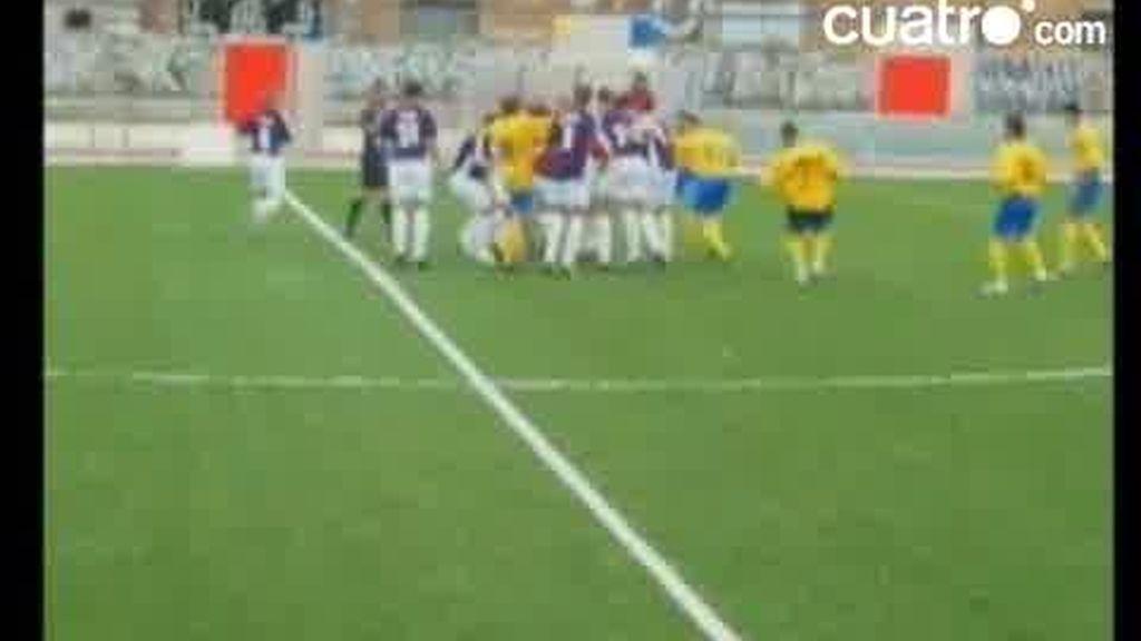 Una táctica futbolística que exige mucha compenetración