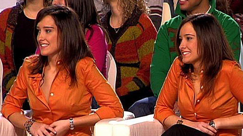 Laura y Vanesa