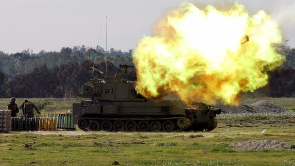 Ofensiva israelí en Gaza
