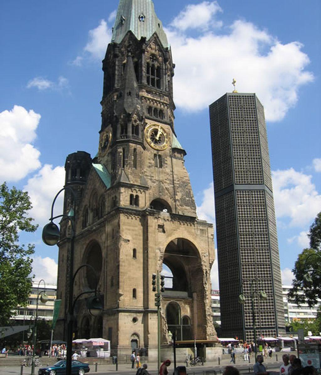 Gedächtniskirche (Iglesia del recuerdo)