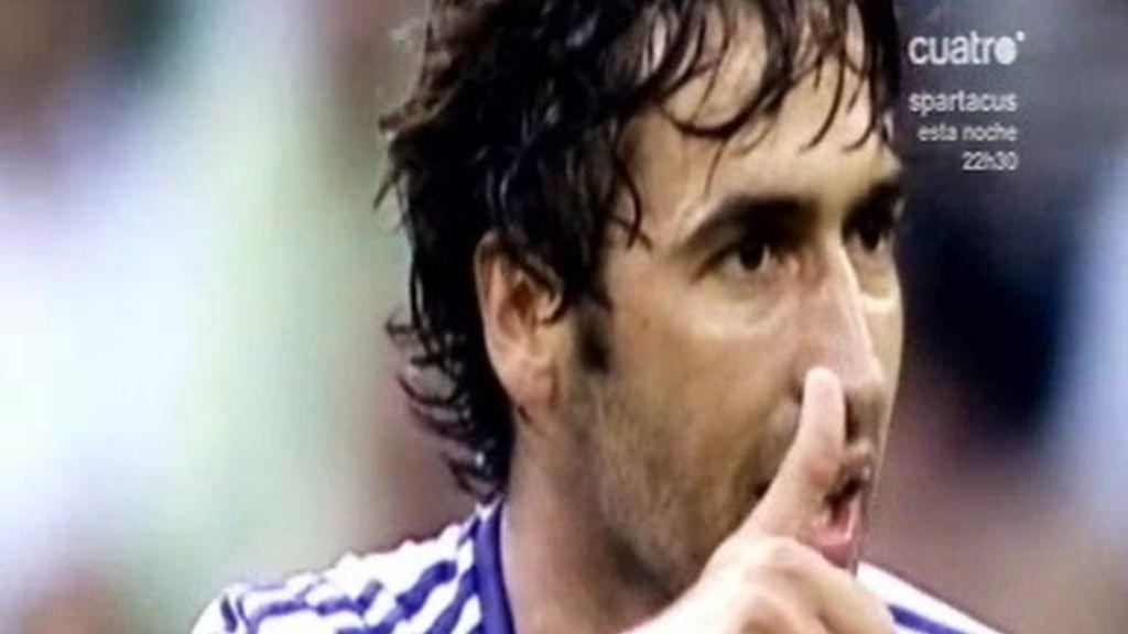 """Raúl """"La Champions es la competición"""""""
