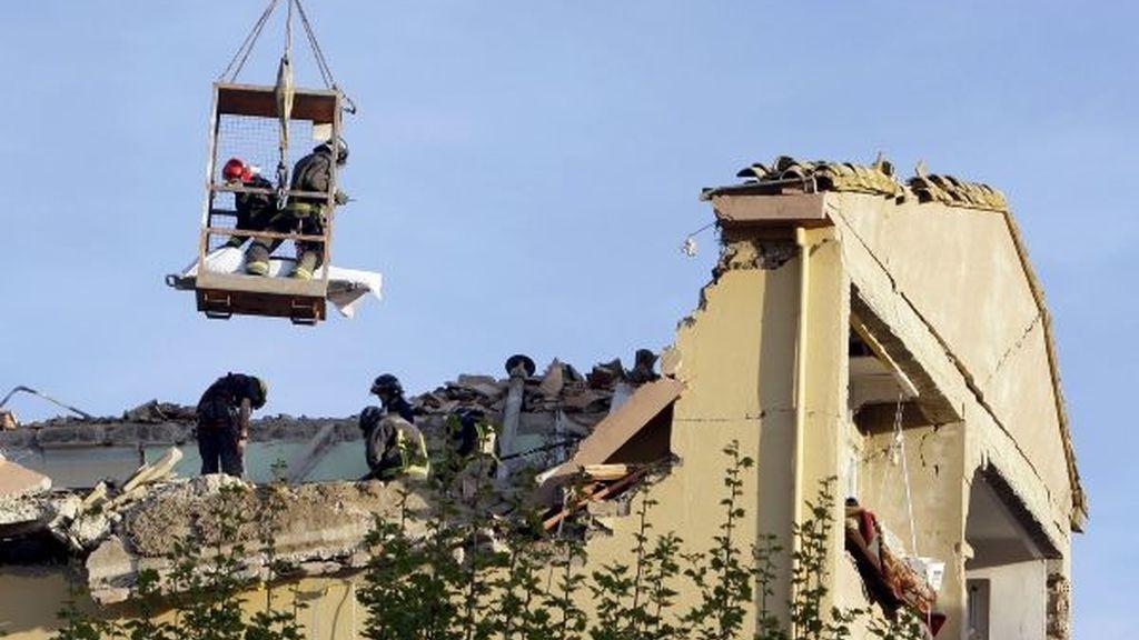 Tragedia en Huesca