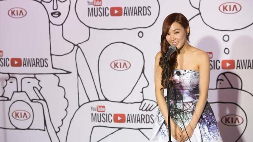 Una de las integrantes de Girls Generation