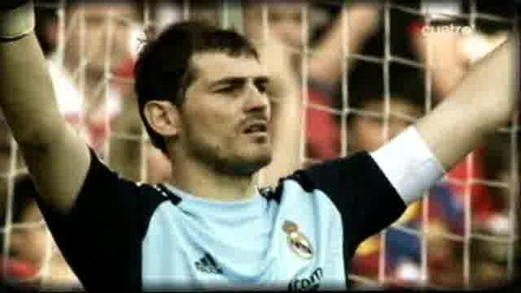 Casillas: 'es momento de levantar Copas'