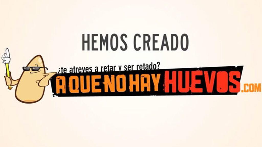 Aquenohayhuevos.com es la red social