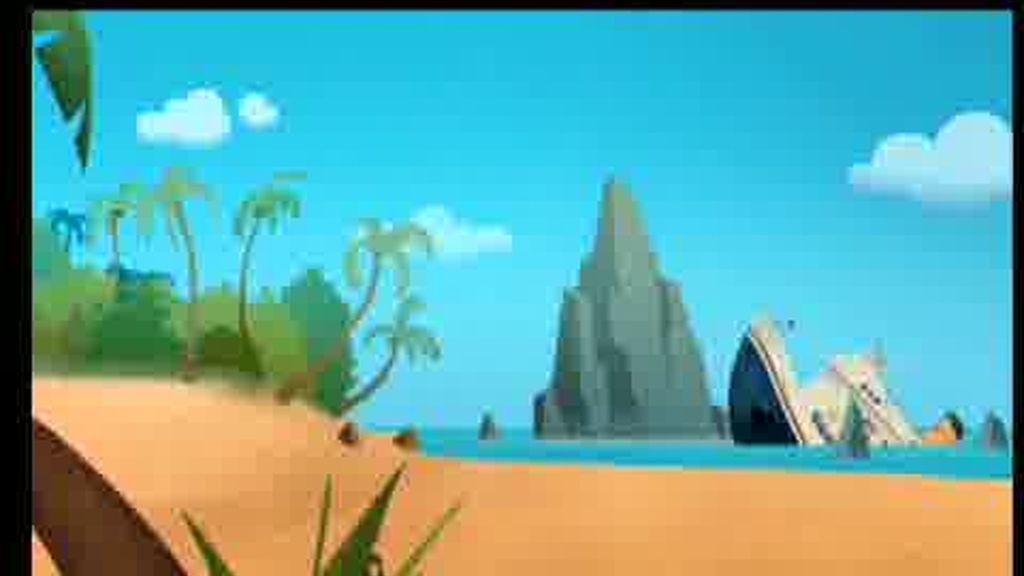 La versión animada y política de 'Lost'