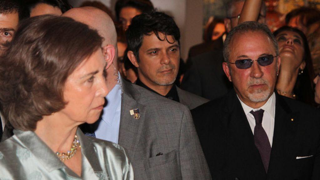 El 'Tour Latino' de la Reina