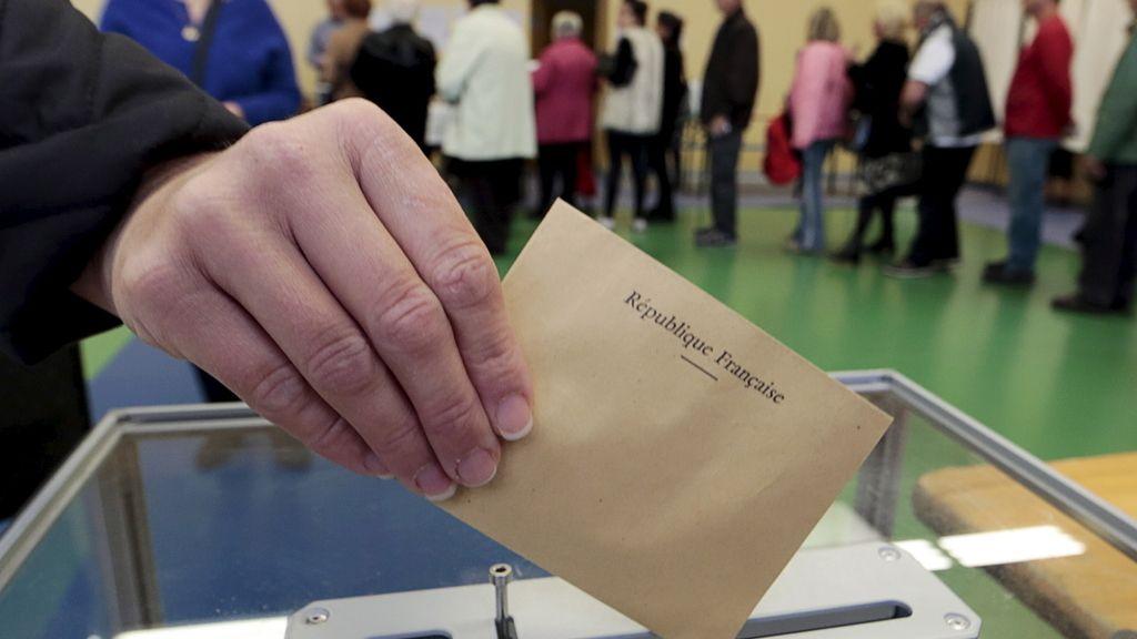 Elecciones departamentales francesas