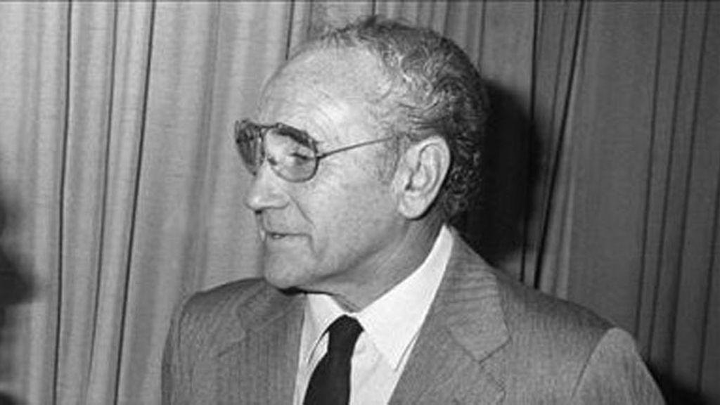Ignacio Eizaguirre, el mítico portero de la Real Sociedad, Valencia y Osasuna