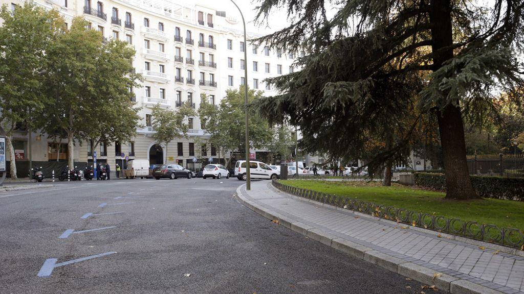 Prohibido aparcar en Madrid