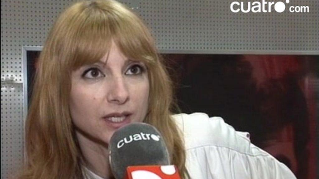 EXCLUSIVA: Najwa nos habla de música en estado Puro