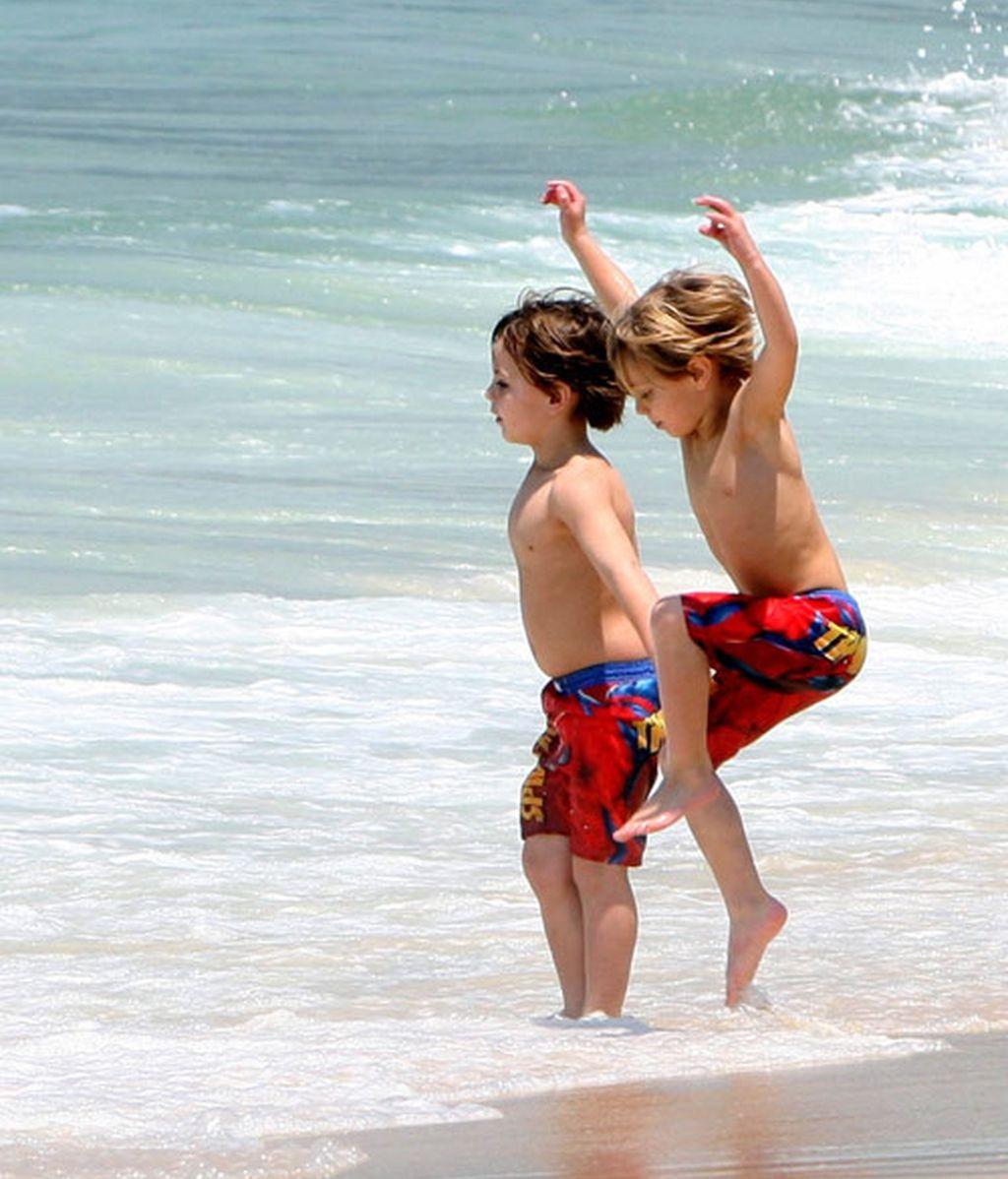 Cuando llega el frío... ¡más playa!