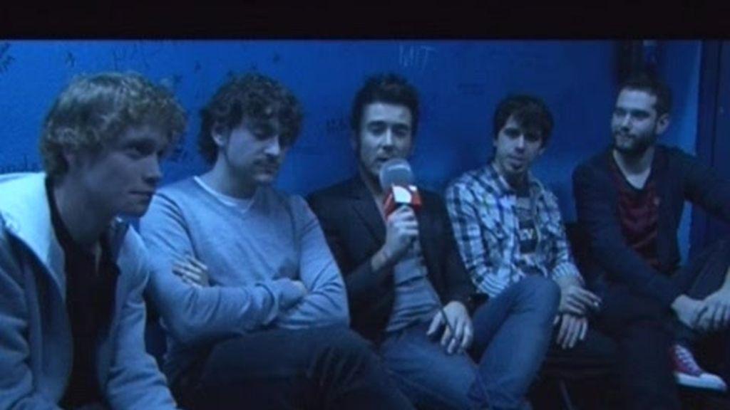 EXCLUSIVA: Nos colamos en un concierto de You don`t know me