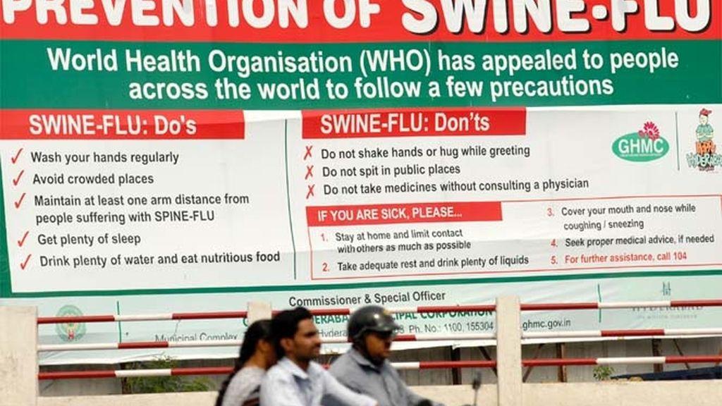 Prevención contra la gripe A