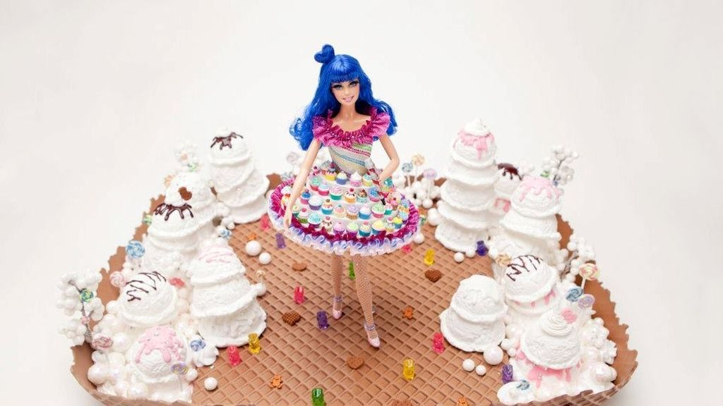 Katy Perry y Nicki Minaj se convierten en Barbies