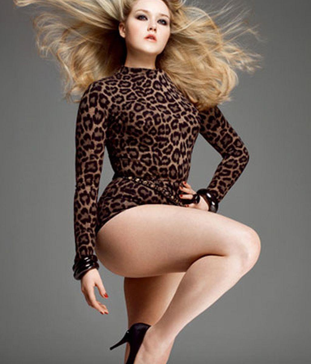 Las curvas vuelven a la moda