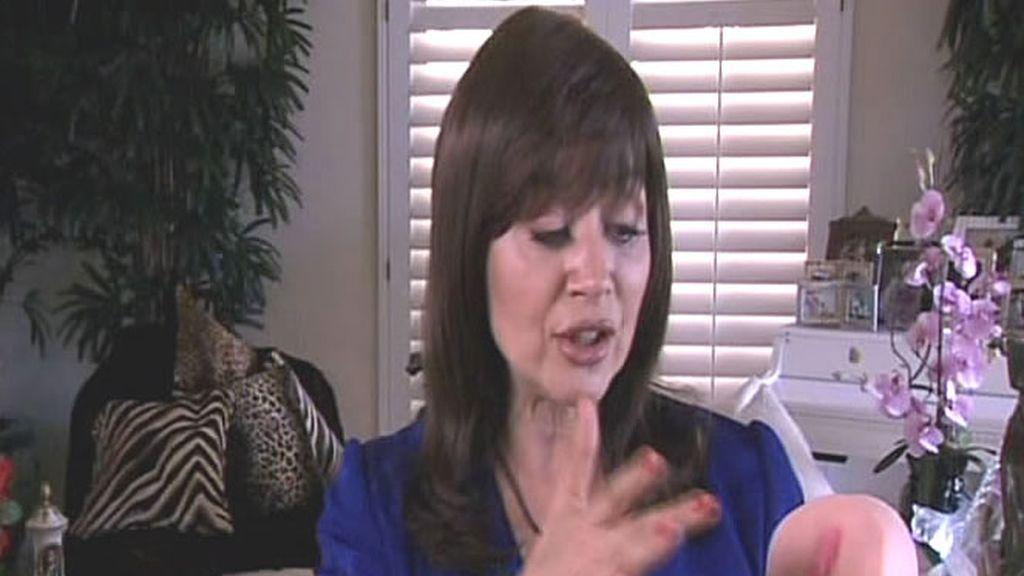 Una de las expertas del programa explica los trucos para dar placer a una mujer