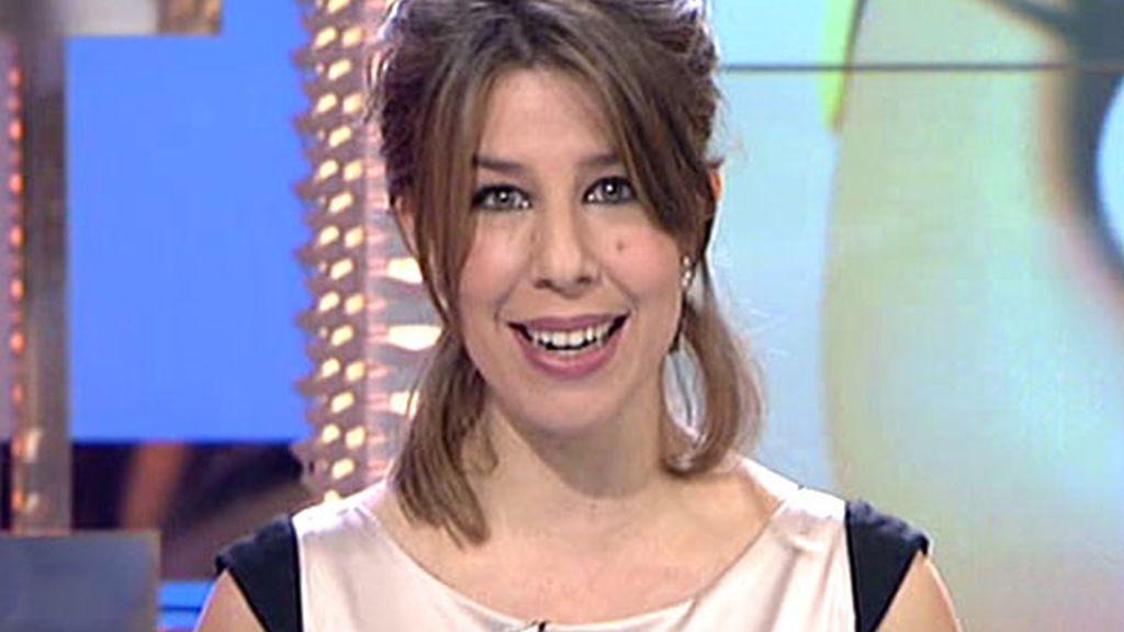 Celia Montalbán, la alegría de los 'findes'