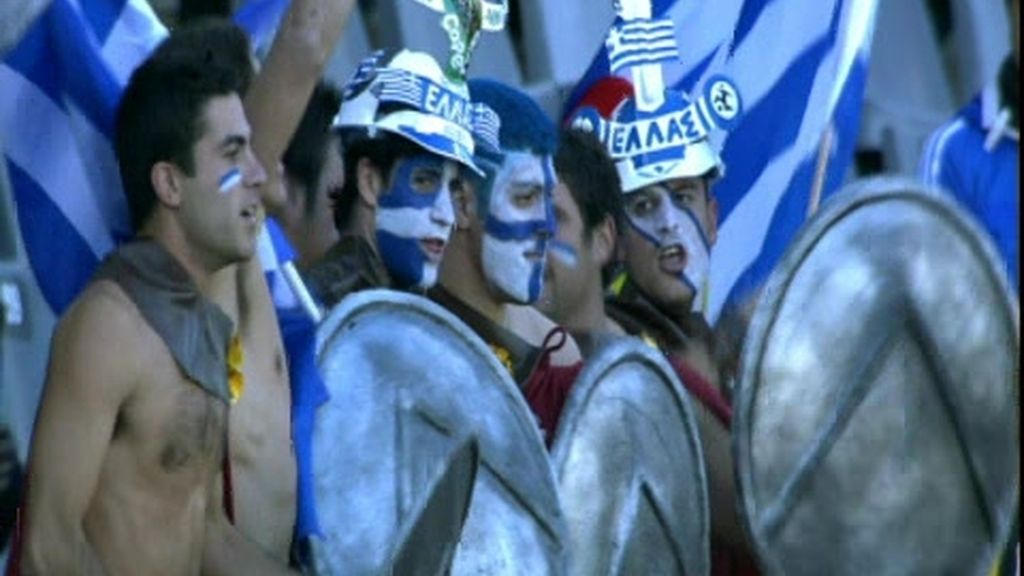 Promo Mundial 2010: Grecia VS Argentina