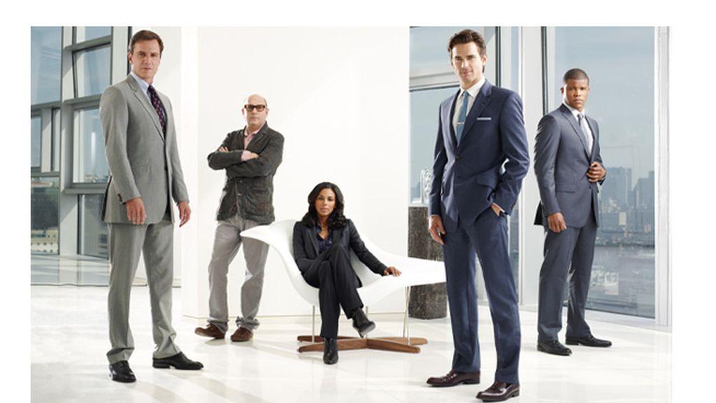 Cuatro estrena la segunda temporada de 'Ladrón de guante blanco'