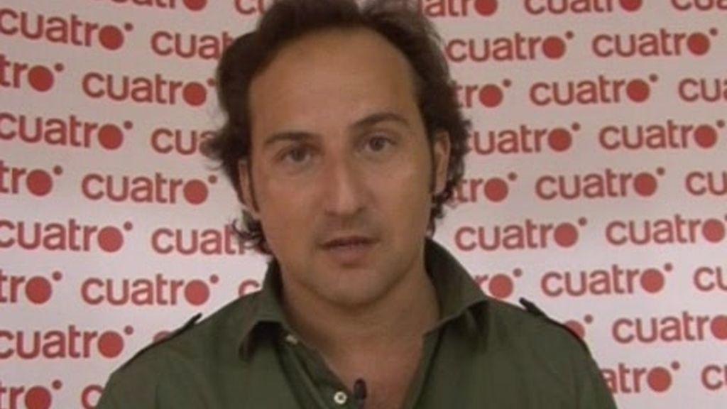 EXCLUSIVA. Entrevista a Iker Jiménez