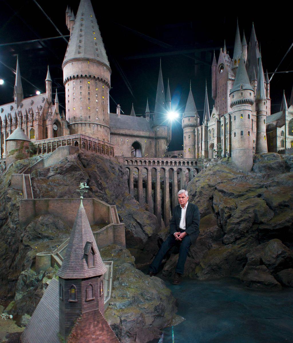 La pequeña magia del castillo de Harry Potter