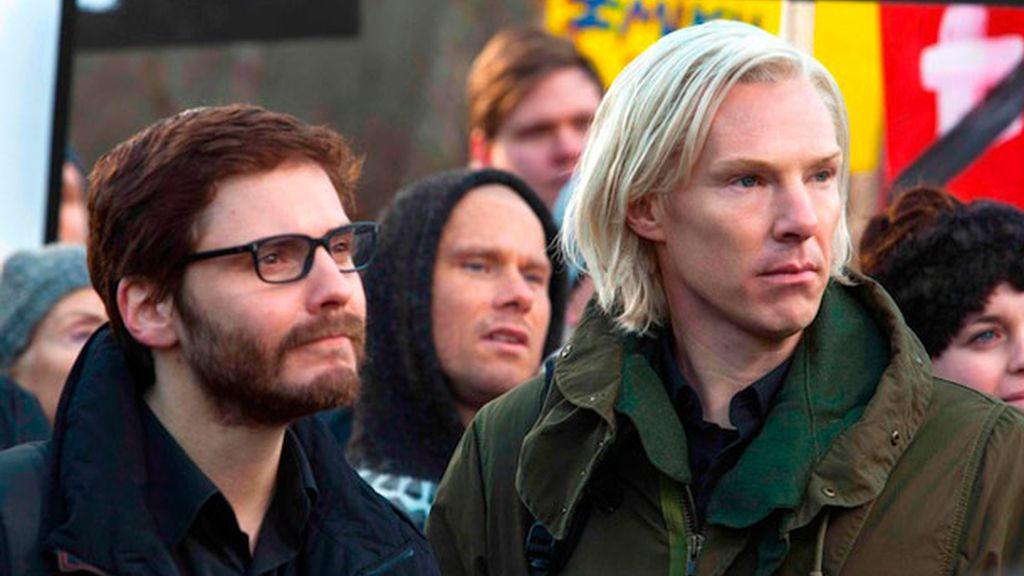 Benedict Cumberbatch, El quinto poder