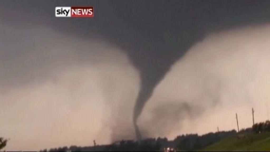 La temporada más letal de tornados