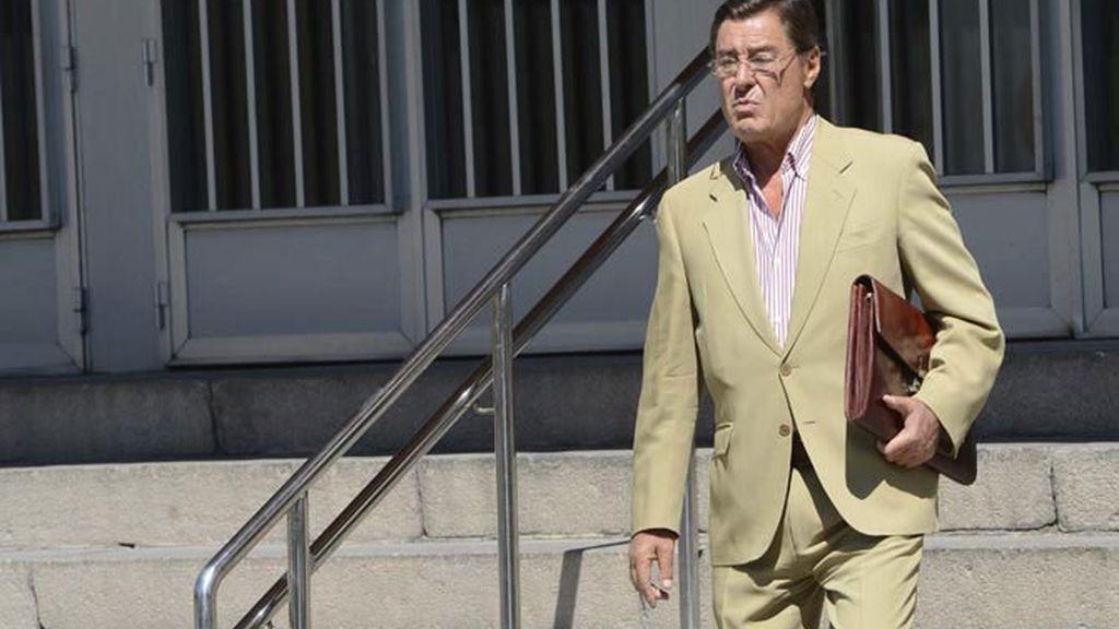 José María Sánchez de Puerta, abogado de José Bretón