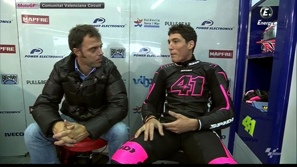 Aleix Espargaró se estrena tras ser el mejor piloto de CRT en 2012