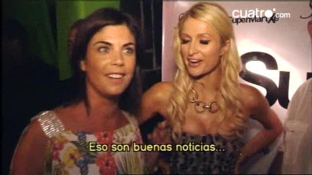 AVANCE. 3 sesenta: Paris Hilton
