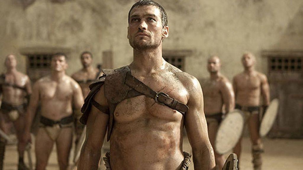 Muere el protagonista de Spartacus